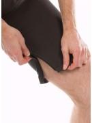 Le Body à Fermeture éclair dans le dos et dans l'entrejambe